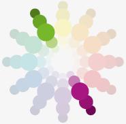Barvy a jejich kombinace, doplňková paleta